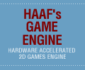 HGE: Haaf's Game Engine